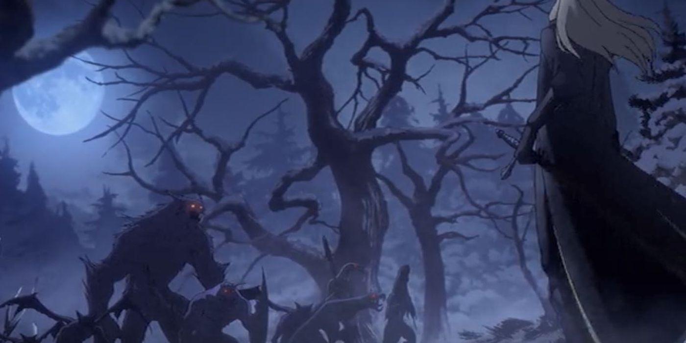 Por que James Wan foi a escolha certa para dirigir um filme Live-action de Castlevania 1