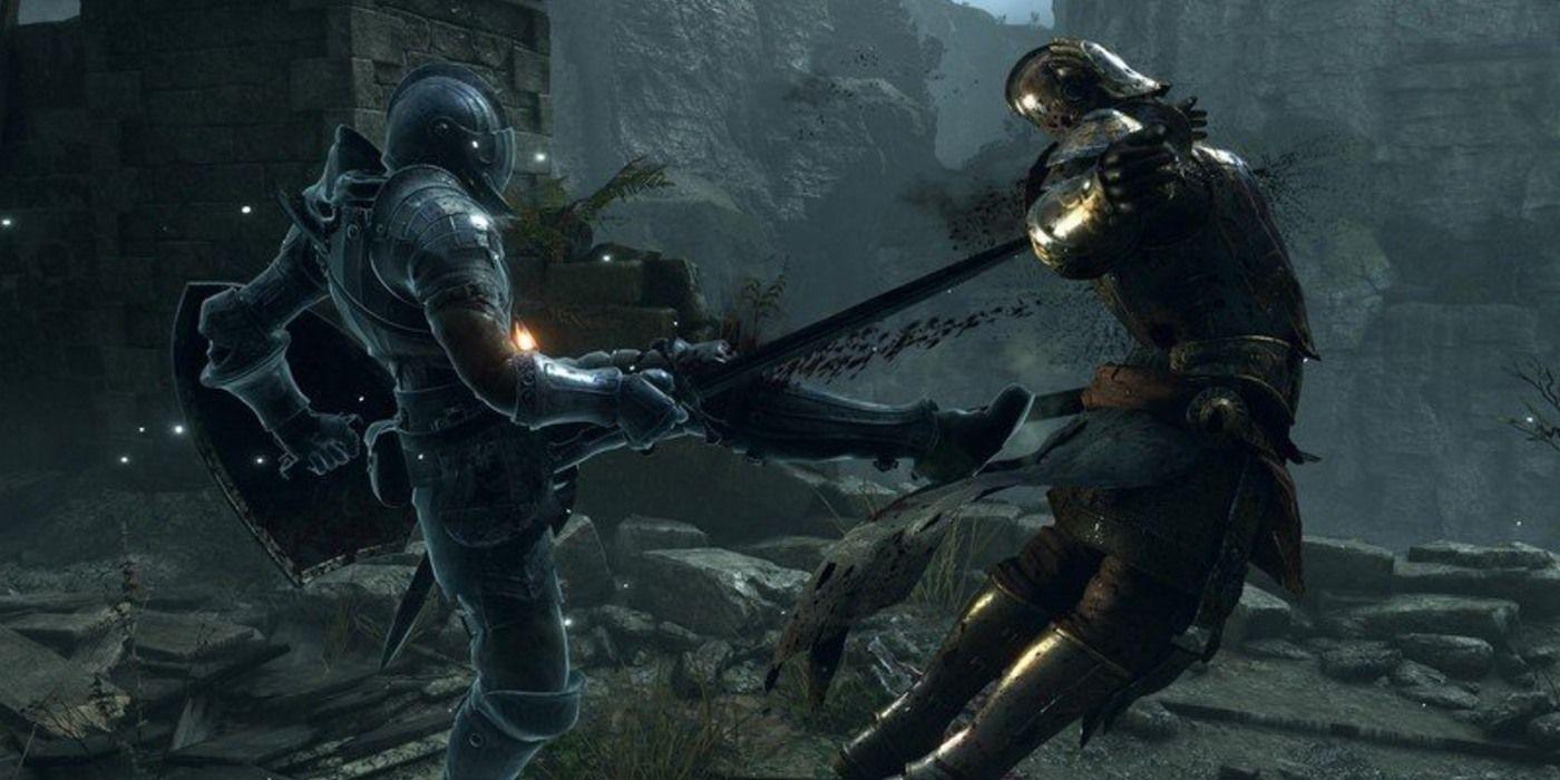 Demon's Souls' Photo Mode Secret Feature Lets You Pause The Game