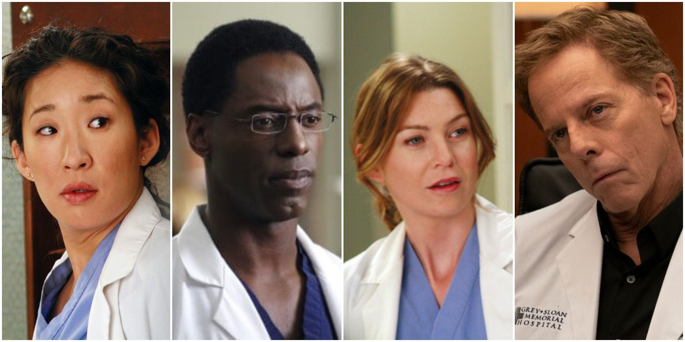 Grey S Anatomy The Main Characters Ranked From Most Heroic To Most Villainous