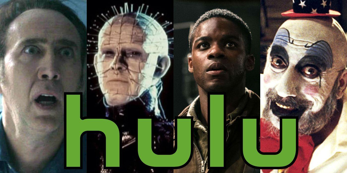Best Horror Movies On Hulu December 2020 Screen Rant