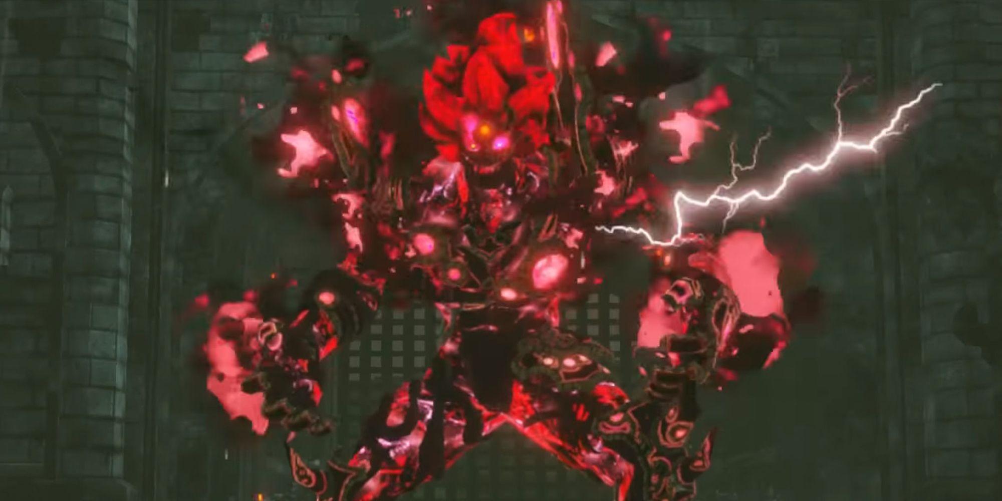 Hyrule Warriors Age Of Calamity How To Unlock Calamity Ganon
