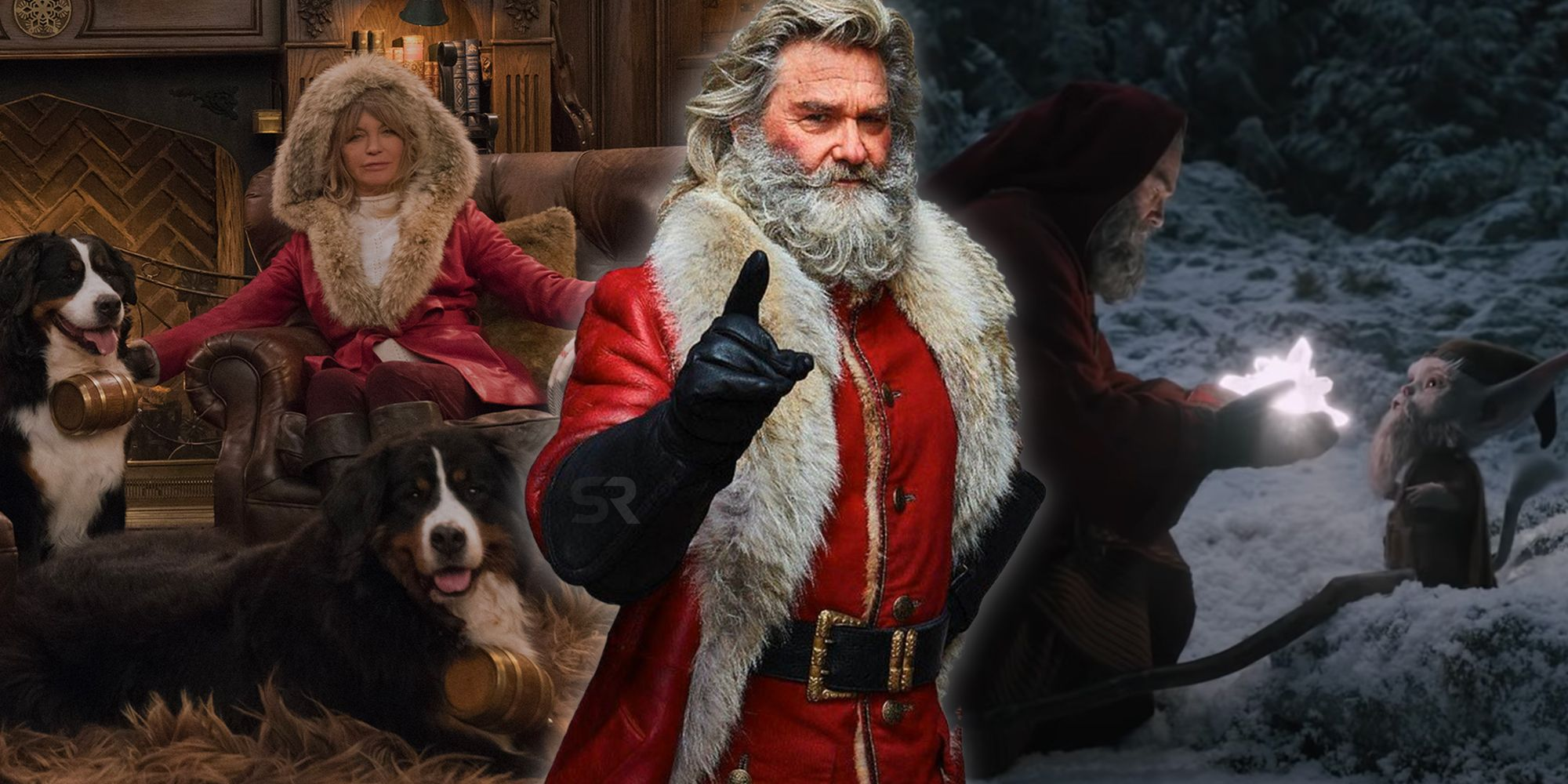 Christmas Chronicles 2: Kurt Russell Wrote 200 Pages of Santa Backstory