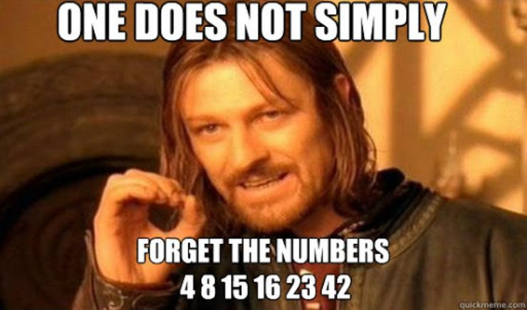 Lost 10 Hilarious 4 8 15 16 23 42 Memes That Are Too Funny