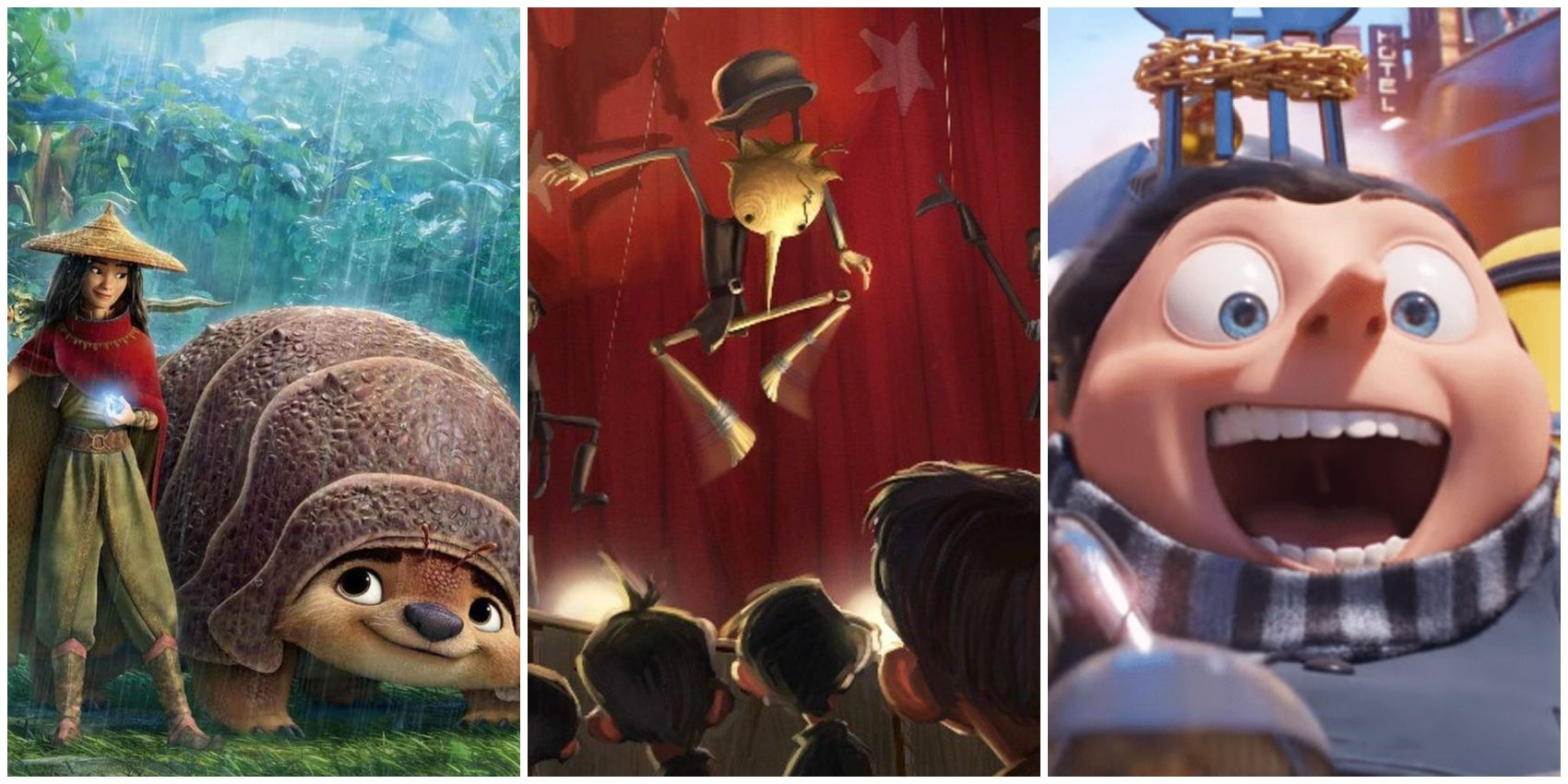 The 10 Most-Anticipated Animated Movies Of 2021 (According To Their IMDb Popularity)