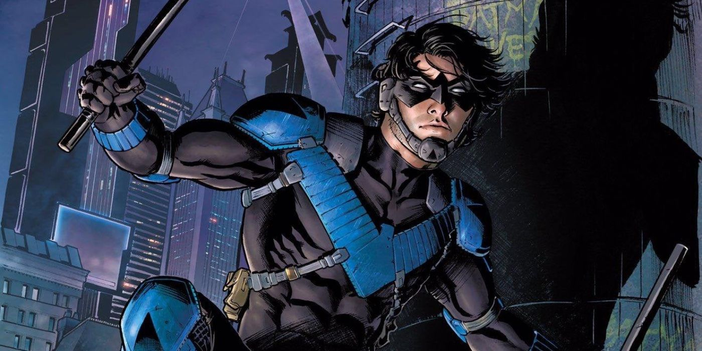 Nightwing Finally Leads Gotham's Heroes in DC's Future