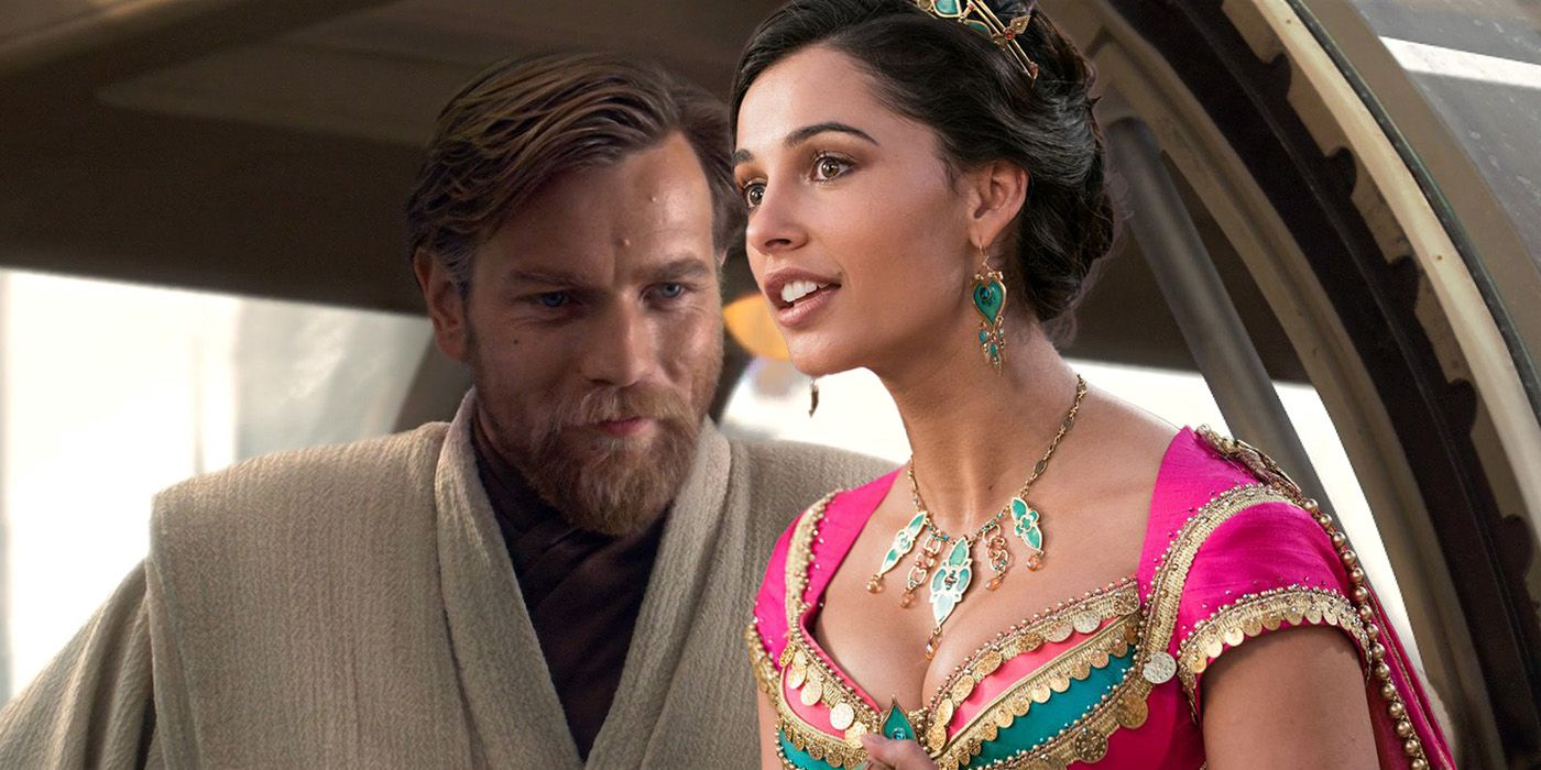 Obi-Wan Show Eyes Aladdin Star for Female Lead