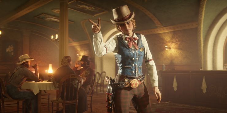 10 Best Changes To Red Dead Online   ScreenRant