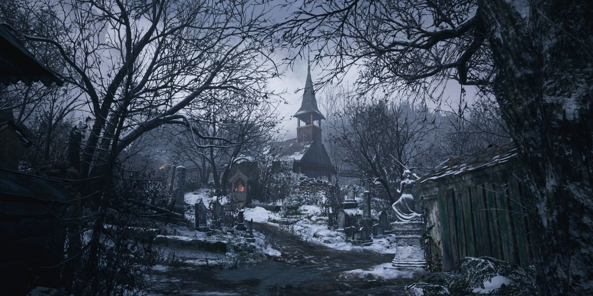 ≡ Possible Resident Evil 8 Details Have Leaked 》 Game news