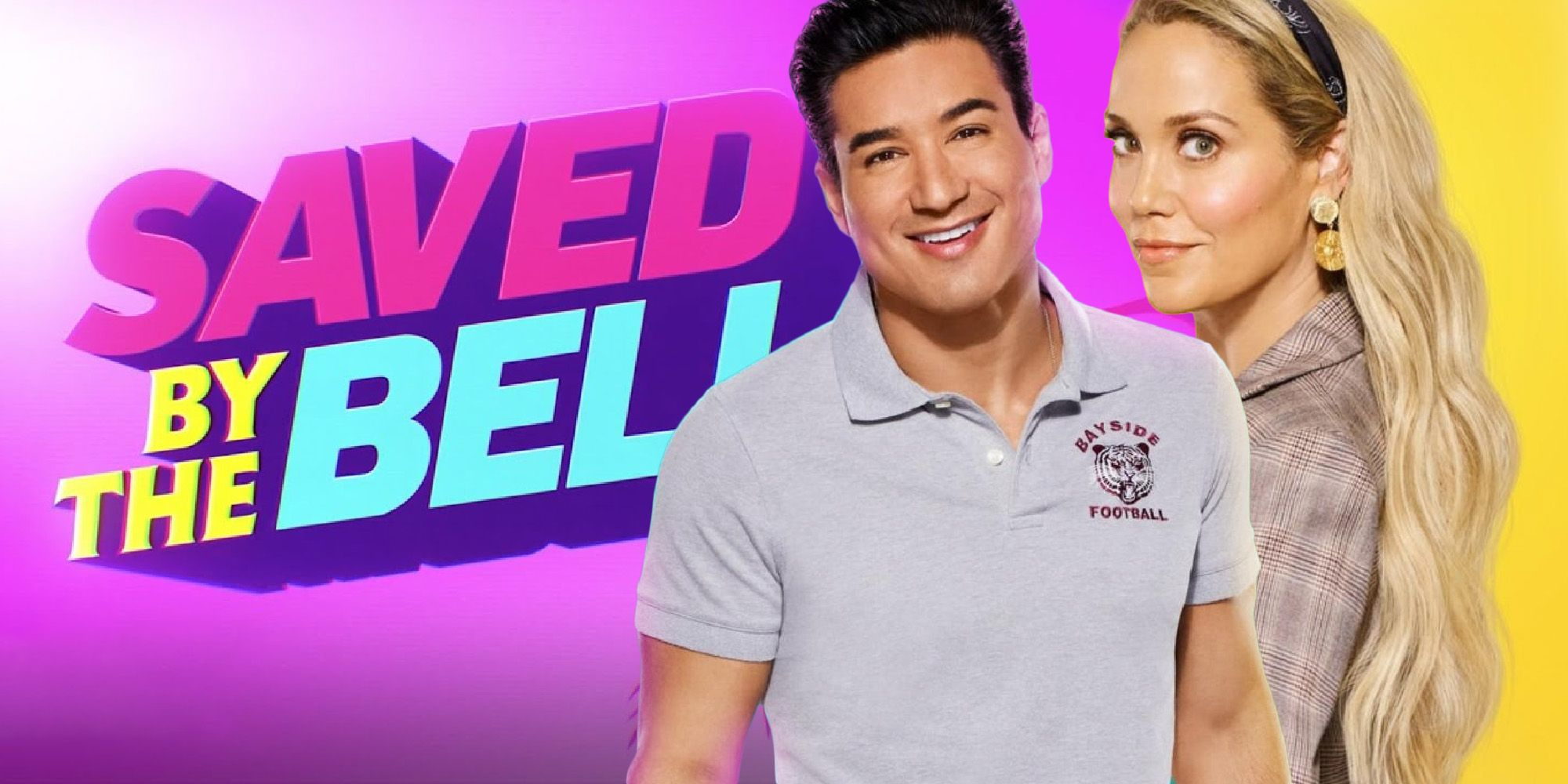 What To Expect From Peacock's Saved By The Bell Season 2