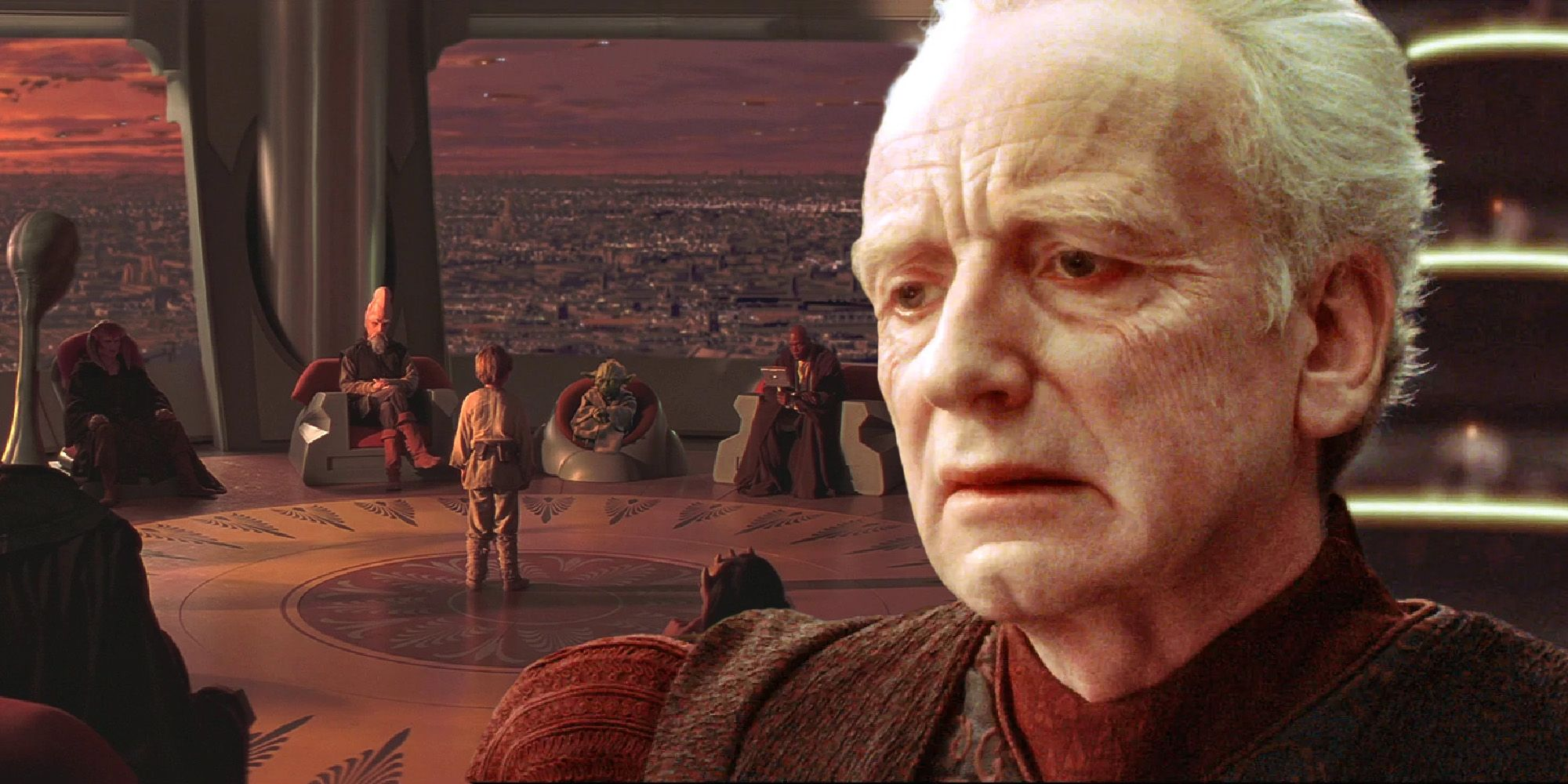 Star Wars Reveals How Palpatine Cut The Jedi Off From The Force