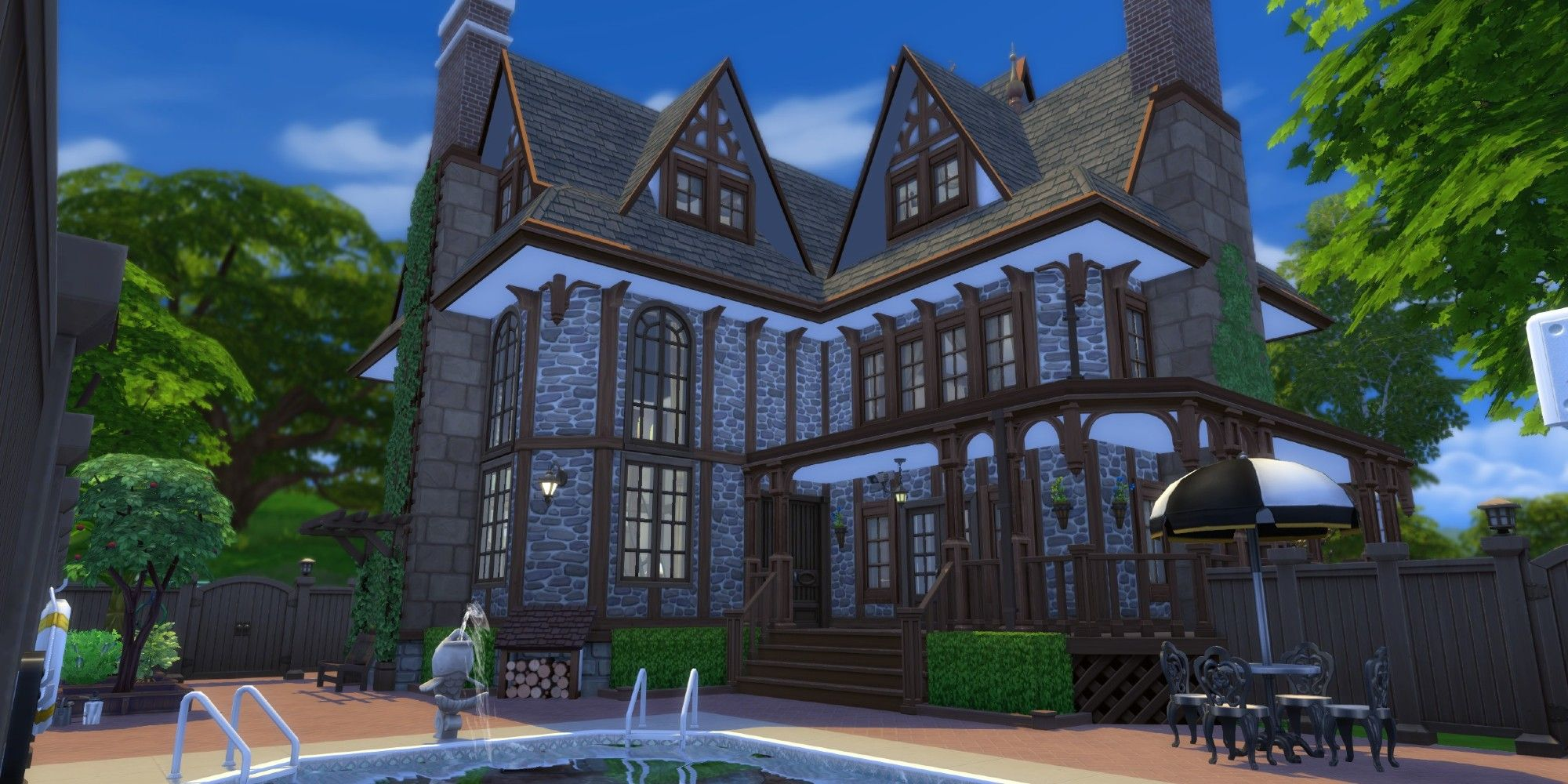 How to Vacation in a Residential World in The Sims 4