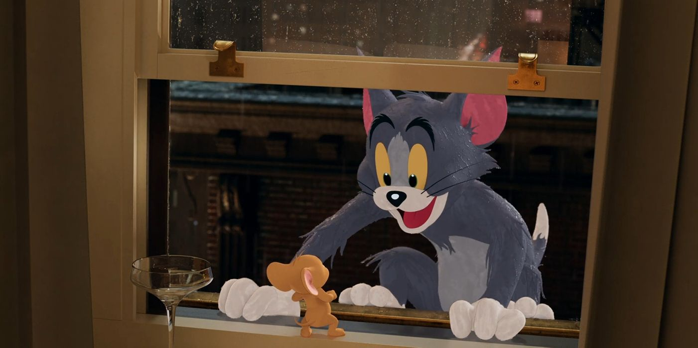 Tom & Jerry Reboot Movie May Release on HBO Max & In Theaters