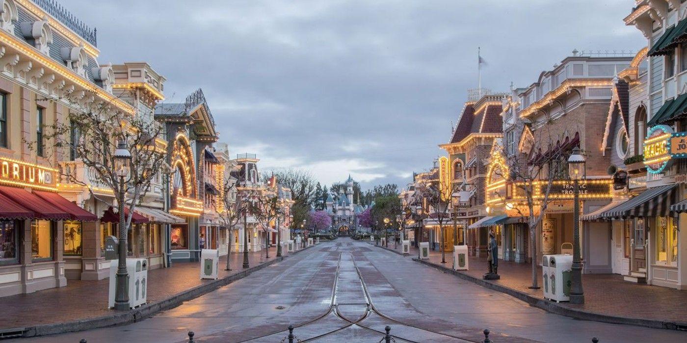 Disneyland definida para reabrir em 30 de abril com o novo Passeio Reimaginado do Desejo Encantado da Branca de Neve 1