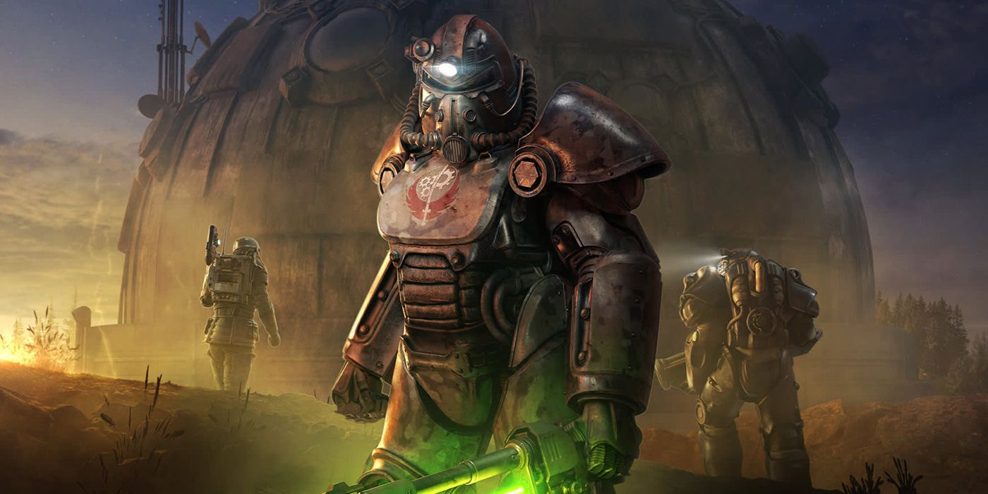 Fallout 76 Steel Dawn Expansion Launches Early After Bug Locks Players Out
