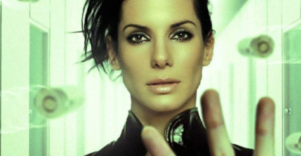 Neo Sandra Bullock