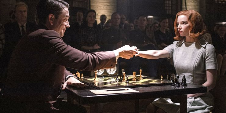 queens gambit season 2, <b> Anya Taylor-Joy would be down for 'Queen's Gambit' season 2 </b>
