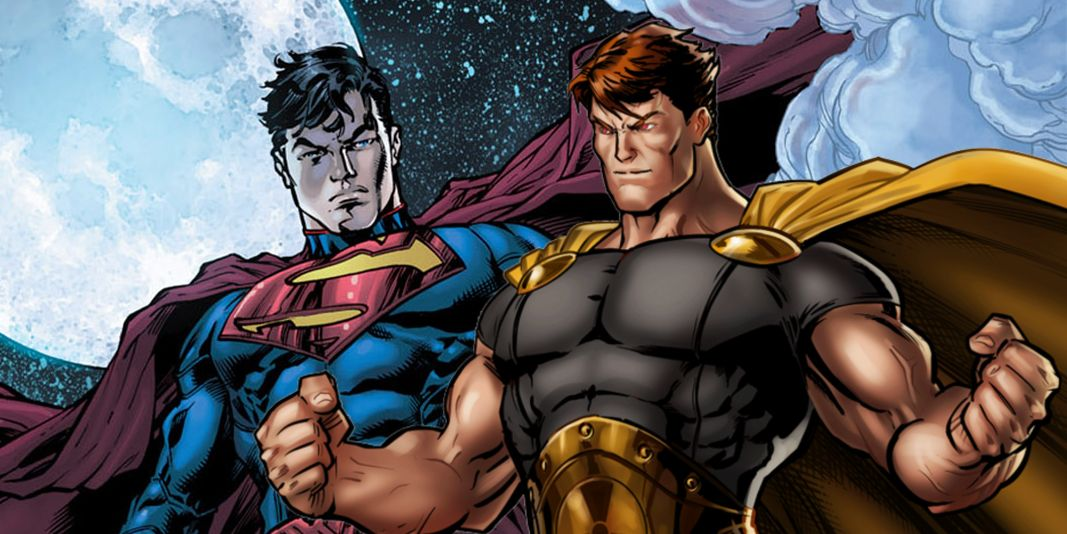 Hyperion Vs Superman Who Would Win In A Fight Screen Rant