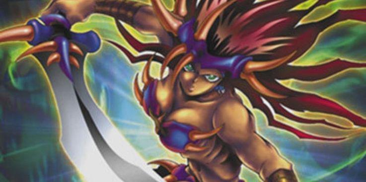 Yugioh Amazoness Swords Woman