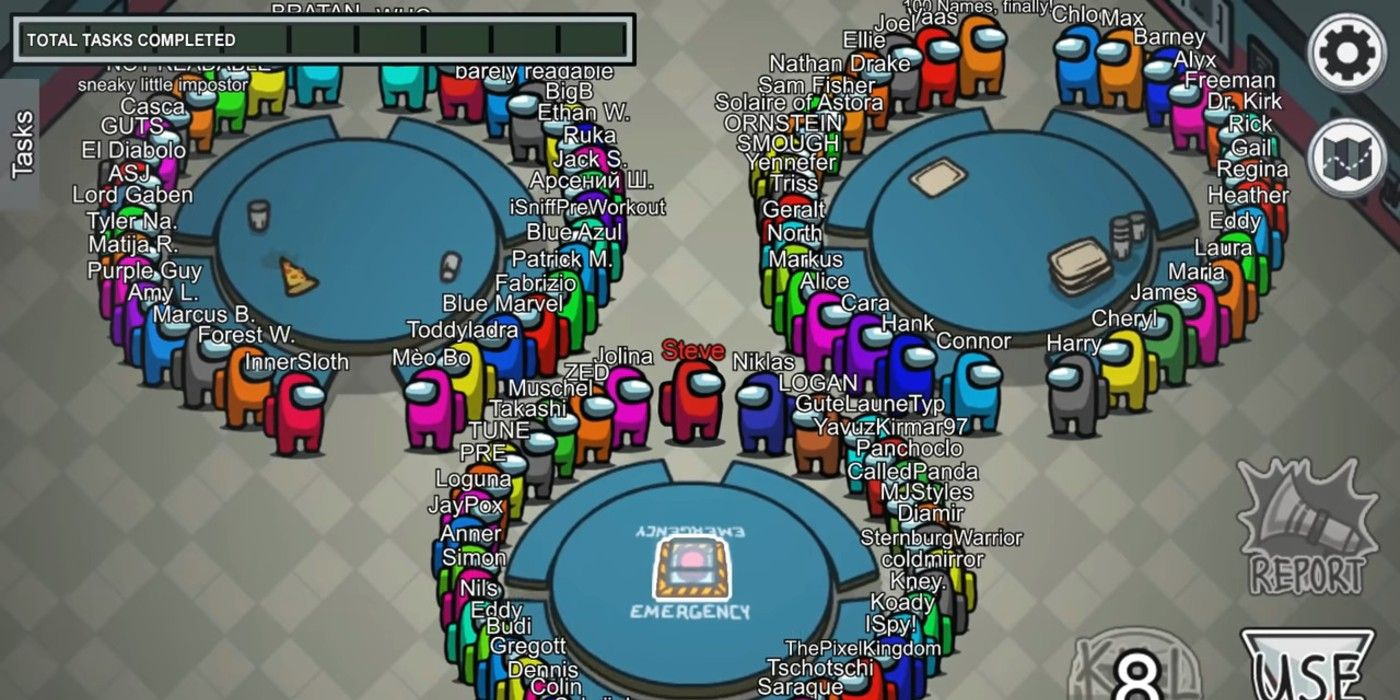 How To Install Play The 100 Player Mod In Among Us