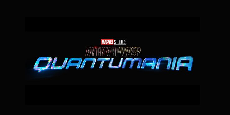 Ant-Man and the Wasp Quantumania logo