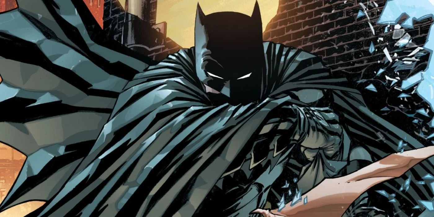 "DC Just Made the Meaning of ""I'm Batman"" Even Cooler"