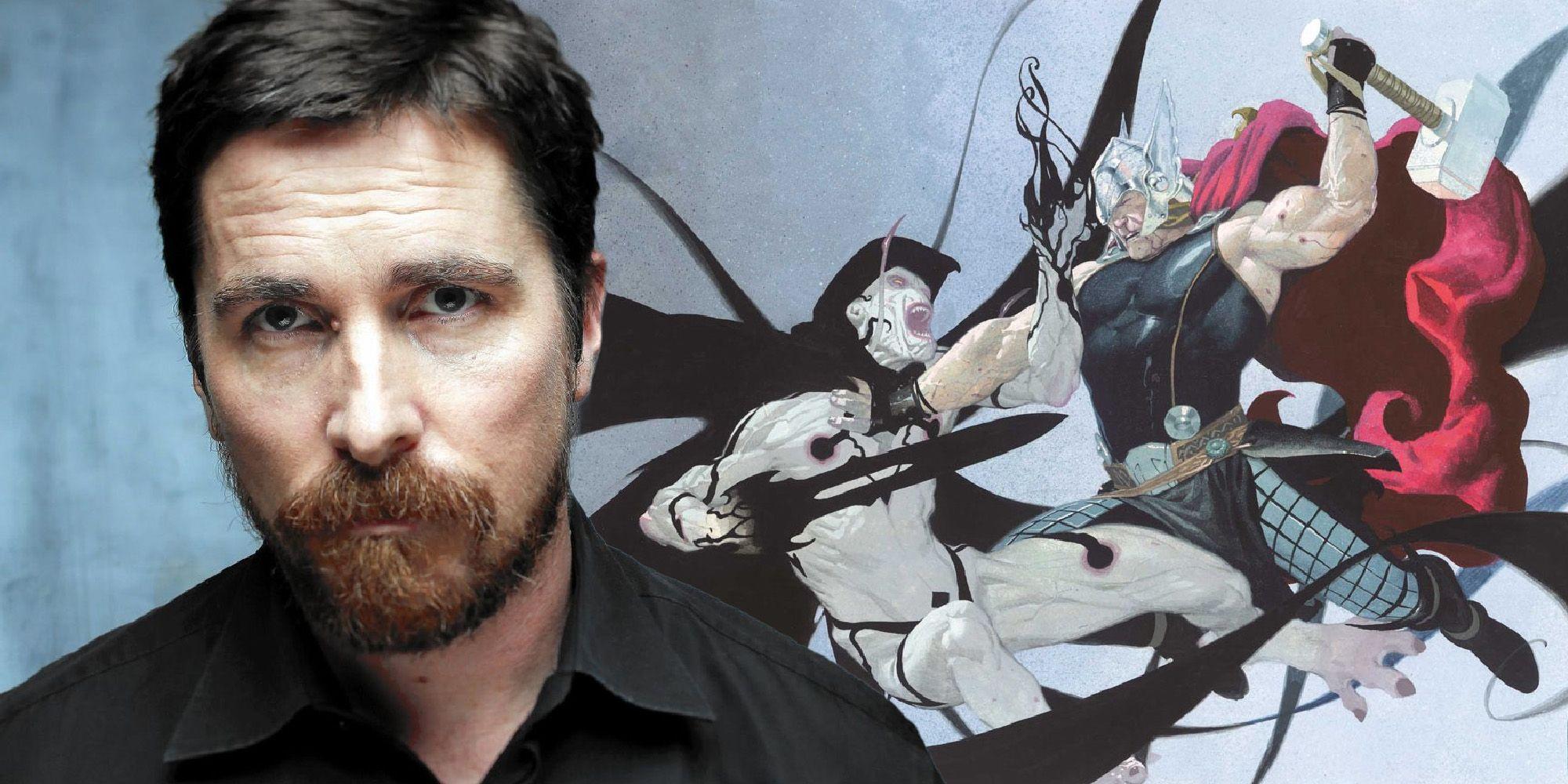 Who Is Gorr the God Butcher? Christian Bale's Thor 4 Villain Explained