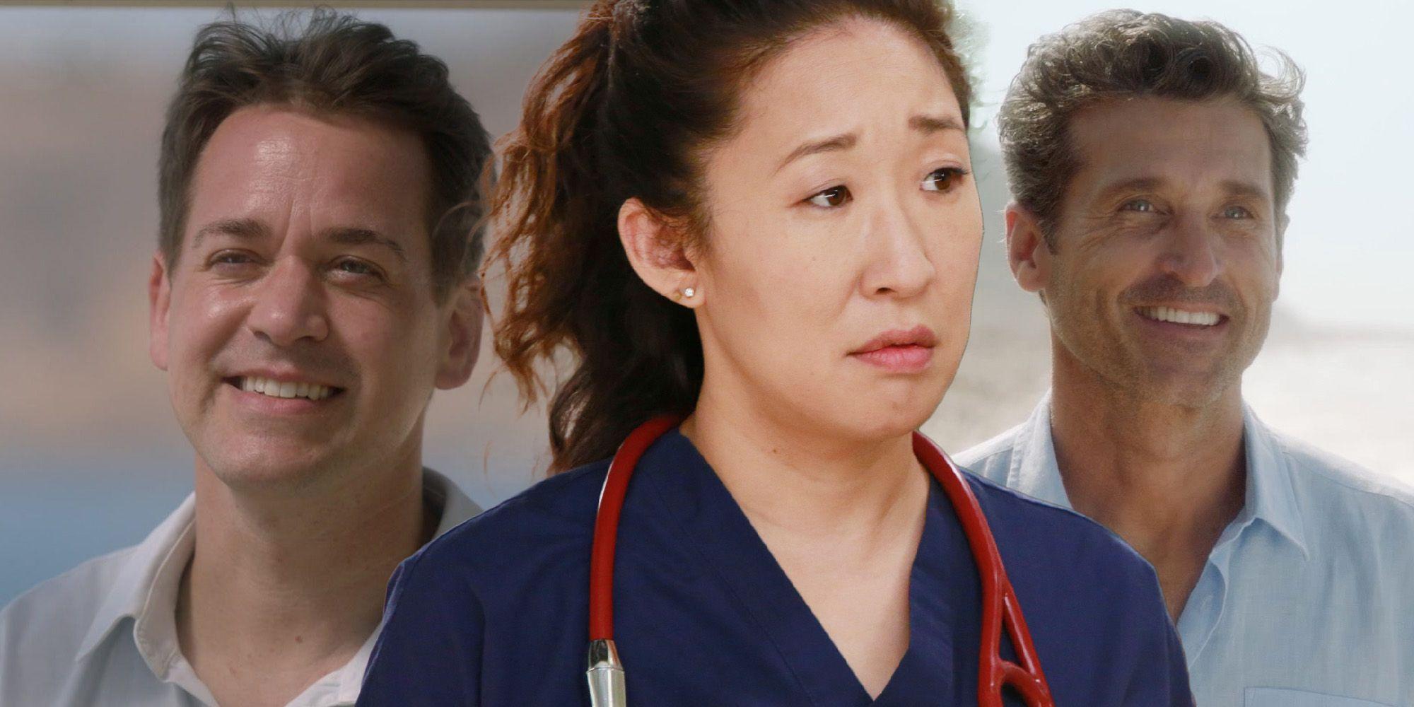 Why Grey S Anatomy Should Bring Back Cristina Yang Not George Derek