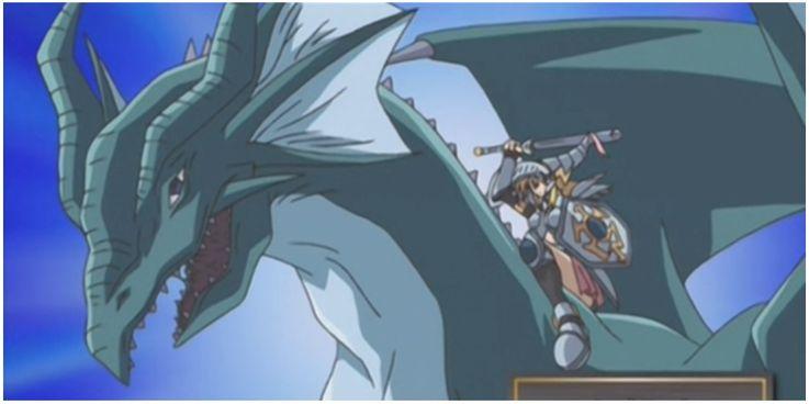 Yugioh Dark Magician Girl The Dragon Knight anime