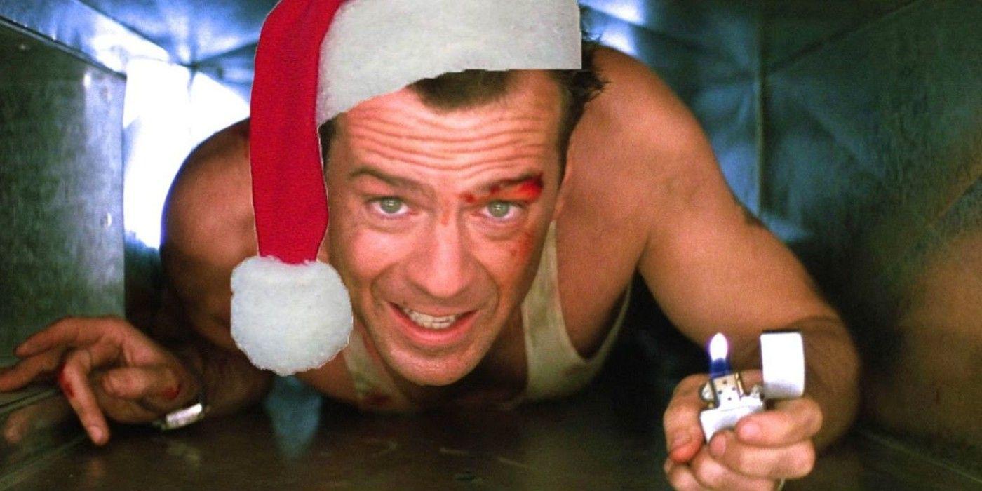 Die Hard Is A Christmas Movie Debate Ended By The Movie's Director