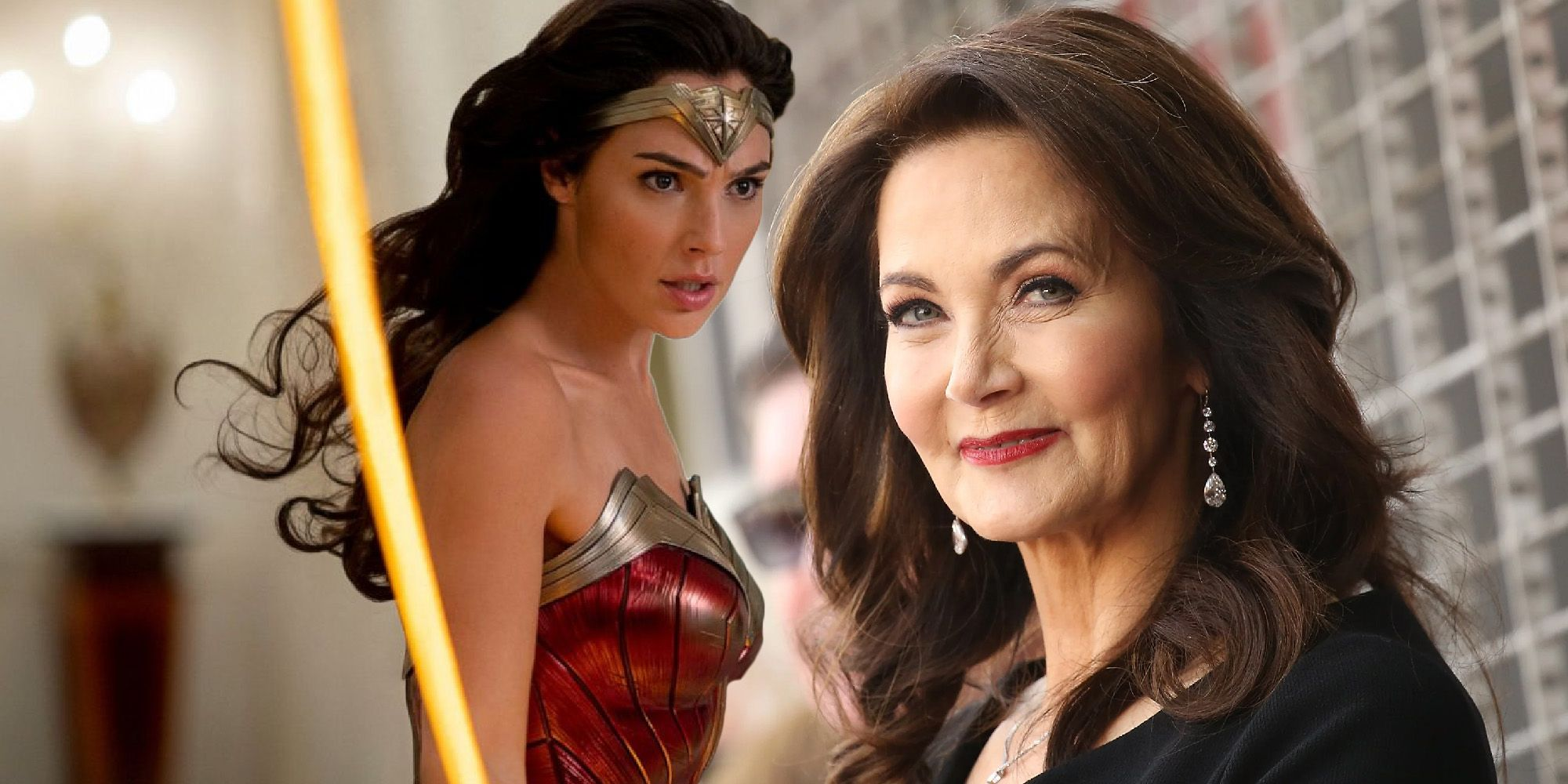 Wonder Woman 1984 Makes Lynda Carter The DCEU's OG Amazon Hero