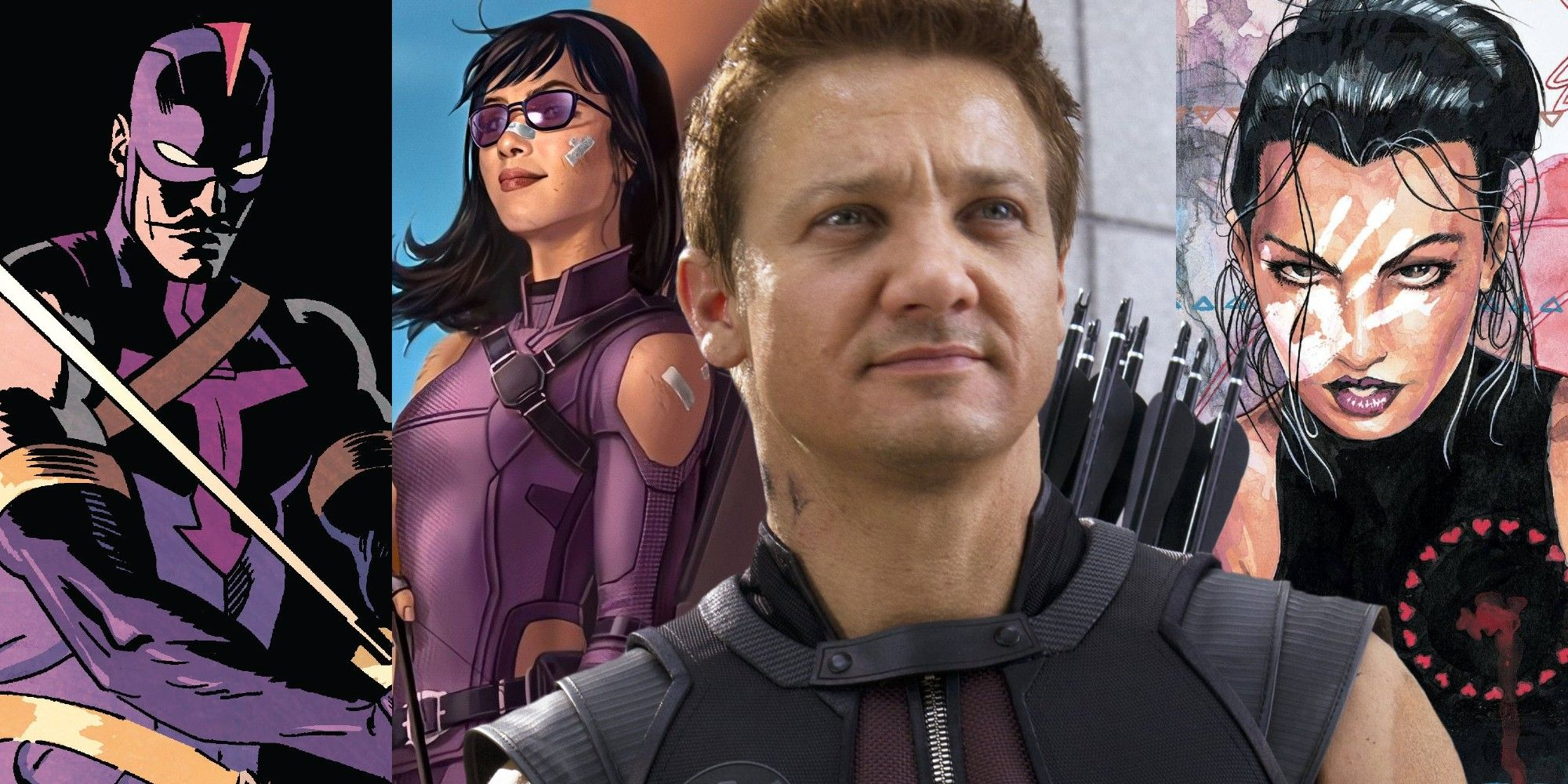Hawkeye's MCU Show: All New Marvel Characters Explained