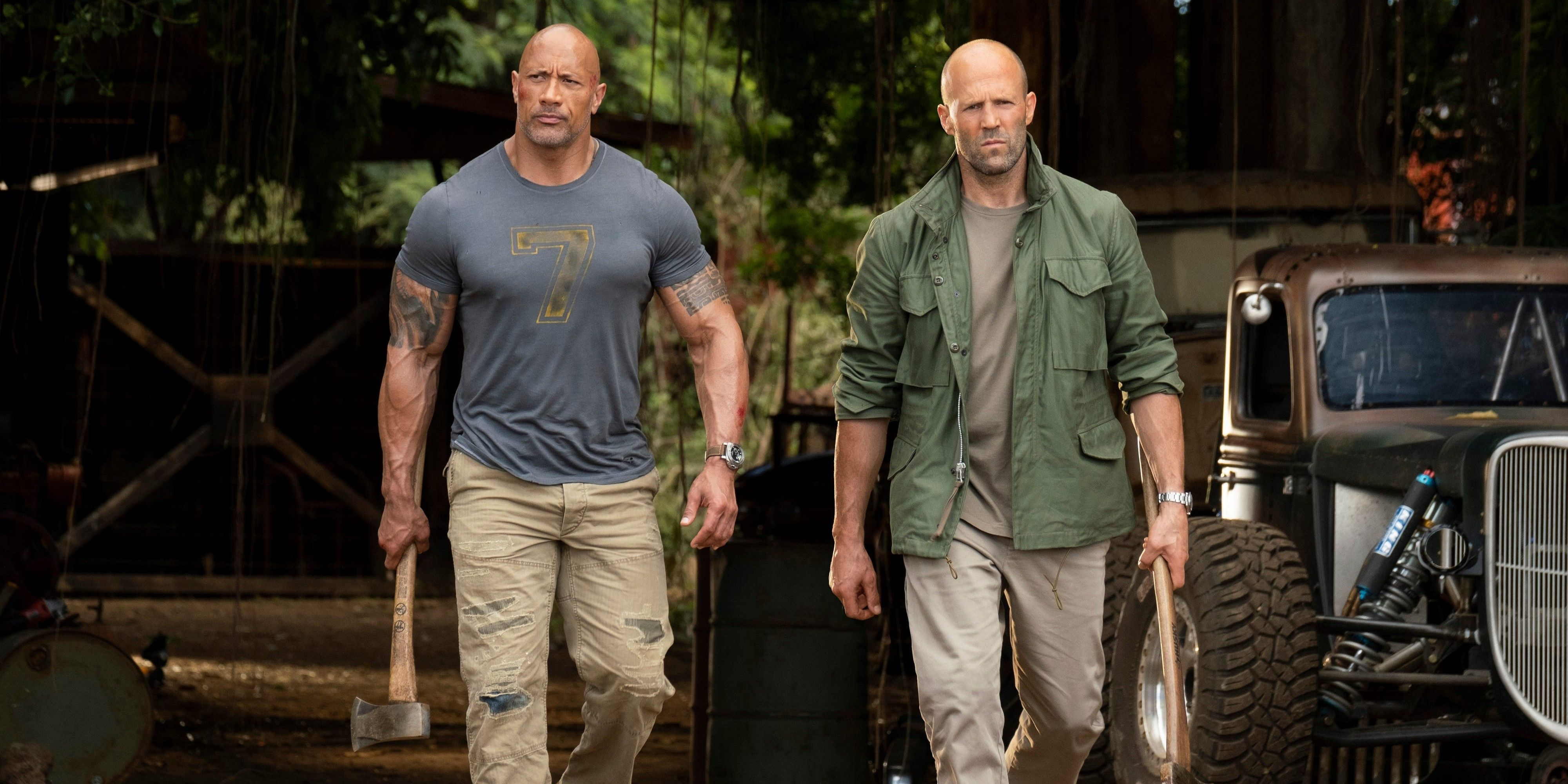 Hobbs & Shaw 2 Not Coming Anytime Soon | Screen Rant