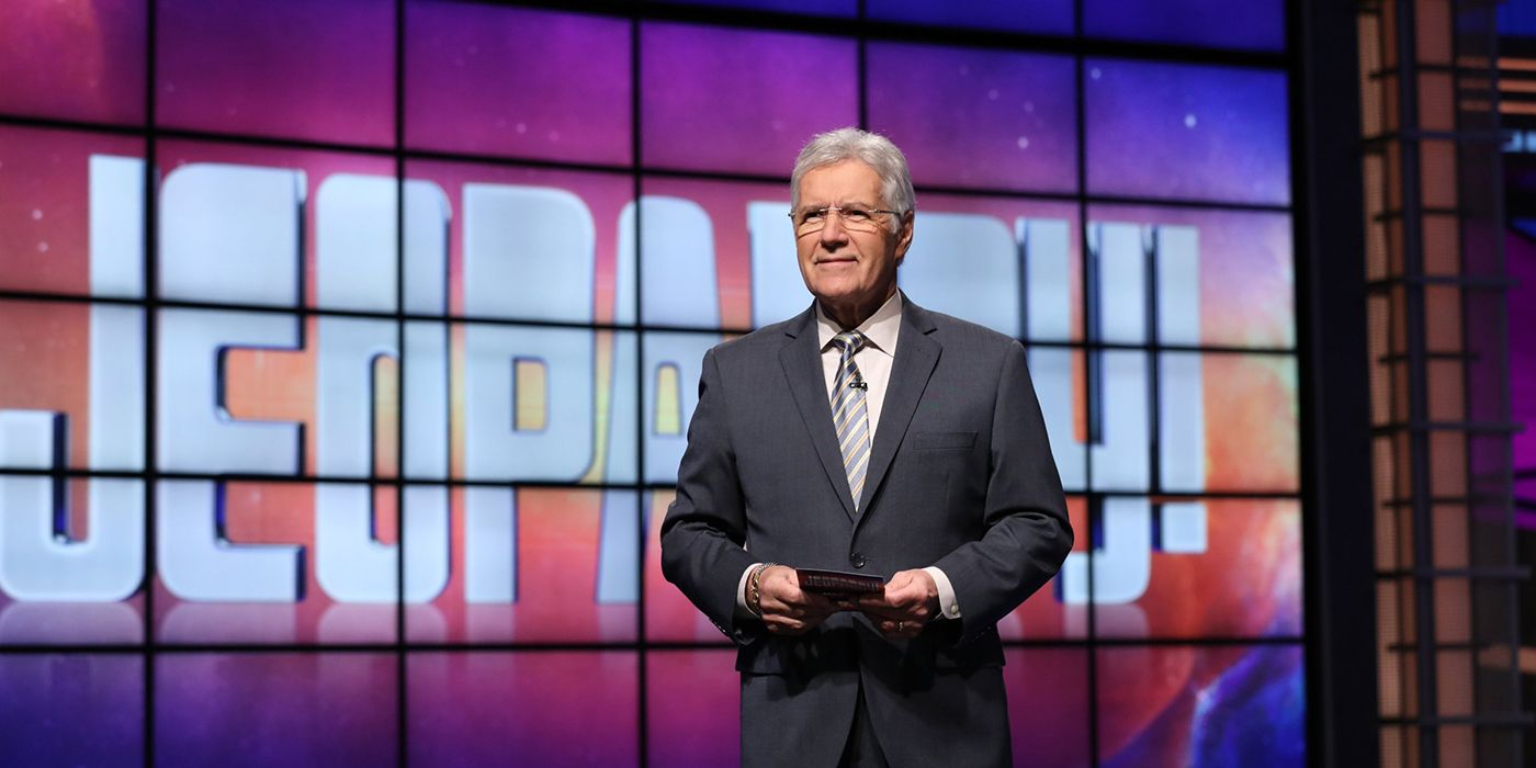 Alex Trebek's Final Jeopardy Episodes Made Producers, Crew Cry