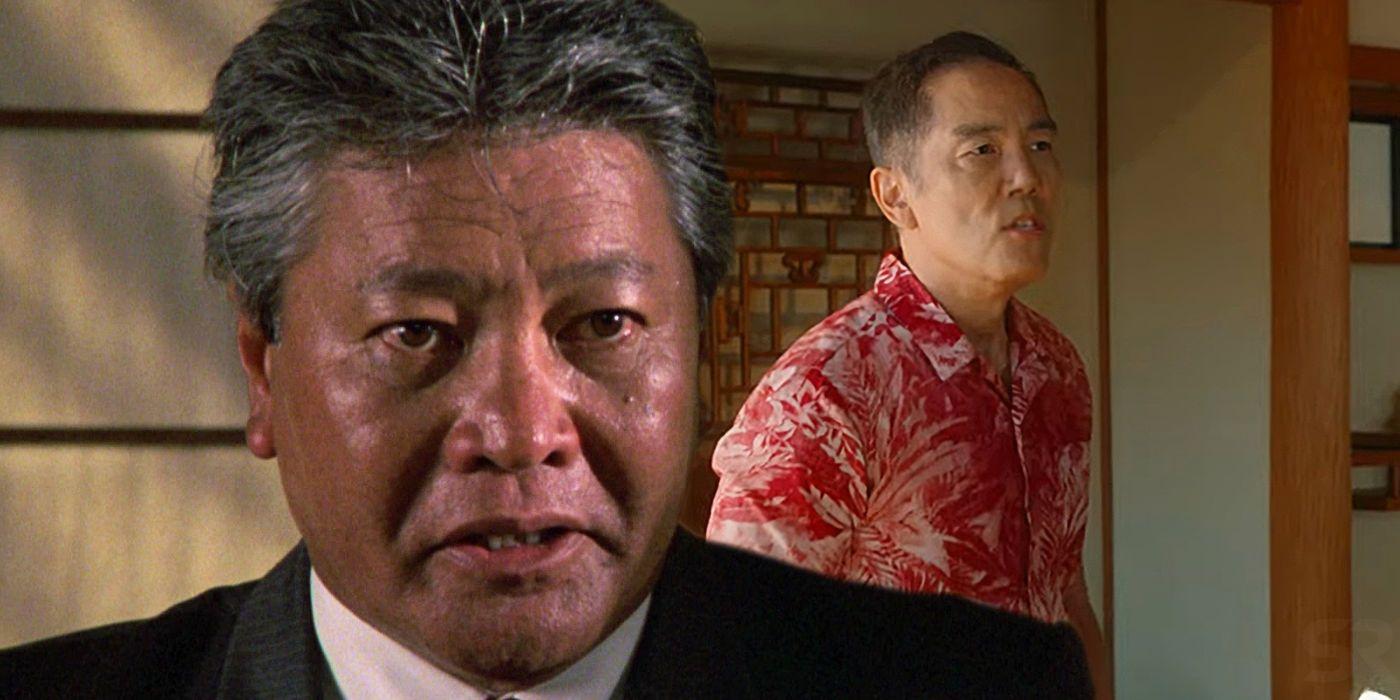 How Cobra Kai Season 3 Redeems The Karate Kid 2's Villain, Sato