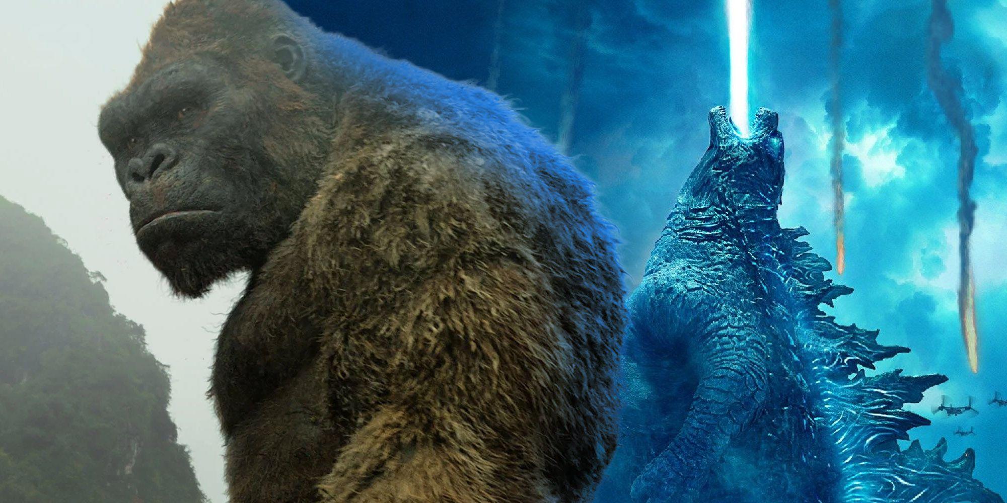 WB pode ter que pagar 250 milhões de dolares pelo lançamento do Godzilla vs. Kong 1