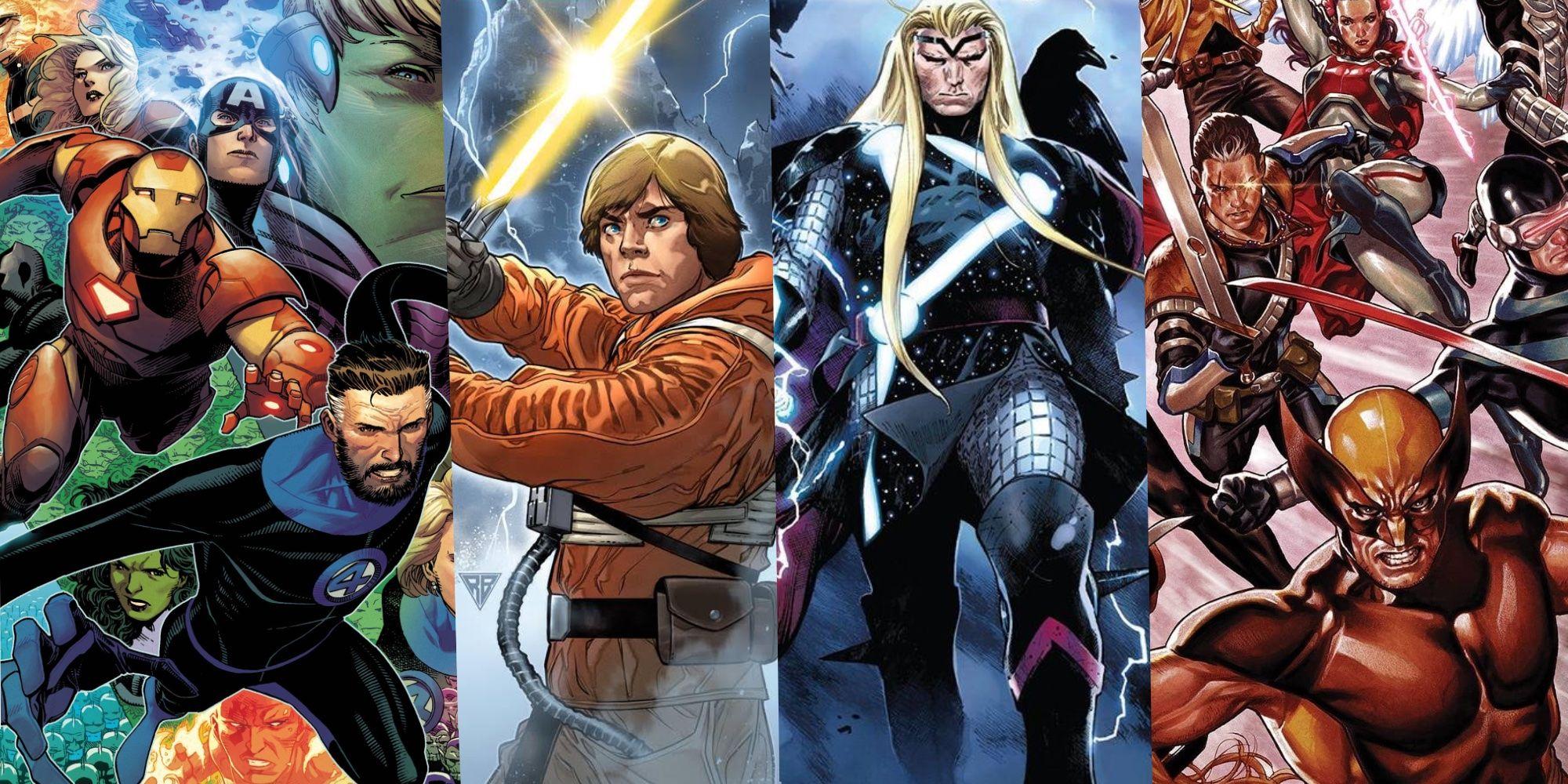 The Best Marvel Comics Moments of 2020 | Screen Rant