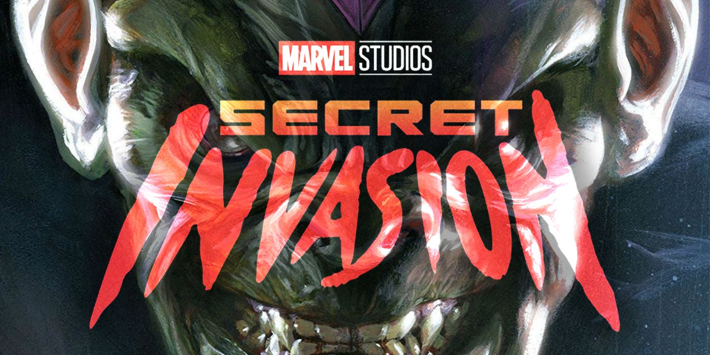 MCU's Secret Invasion Show Will Have Fewer Characters Than The Marvel Comics Story