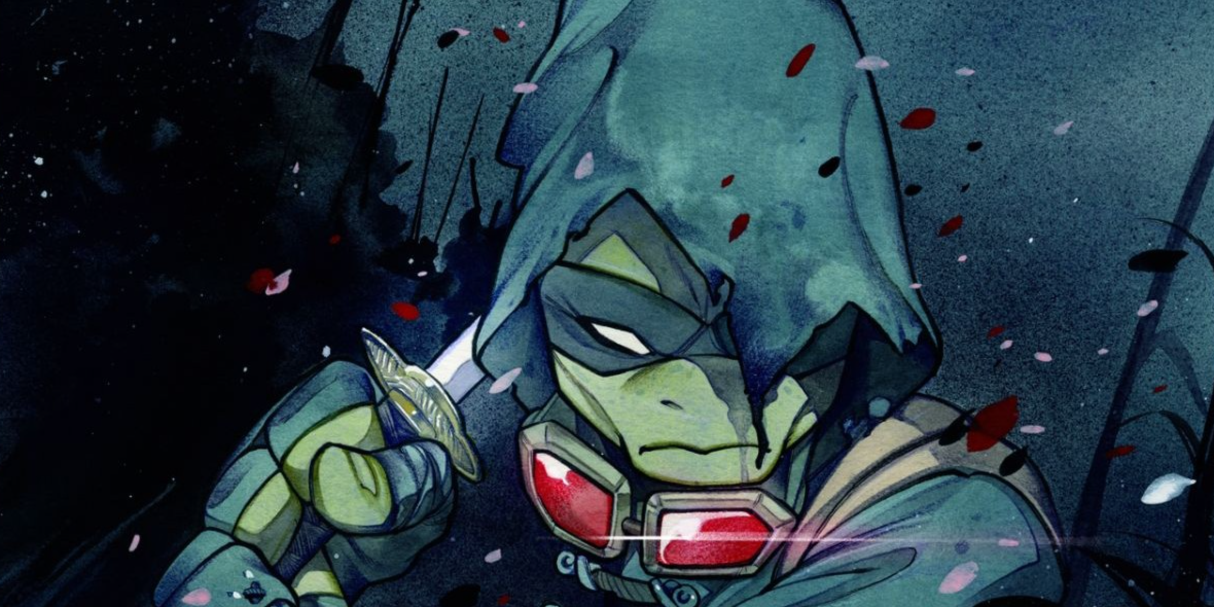 TMNT: The Last Ronin Was Almost Killed By A Frog