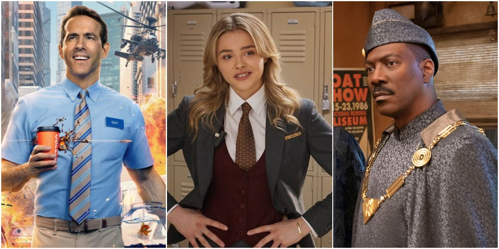 The 10 Most-Anticipated Comedy Movies Of 2021 (According ...