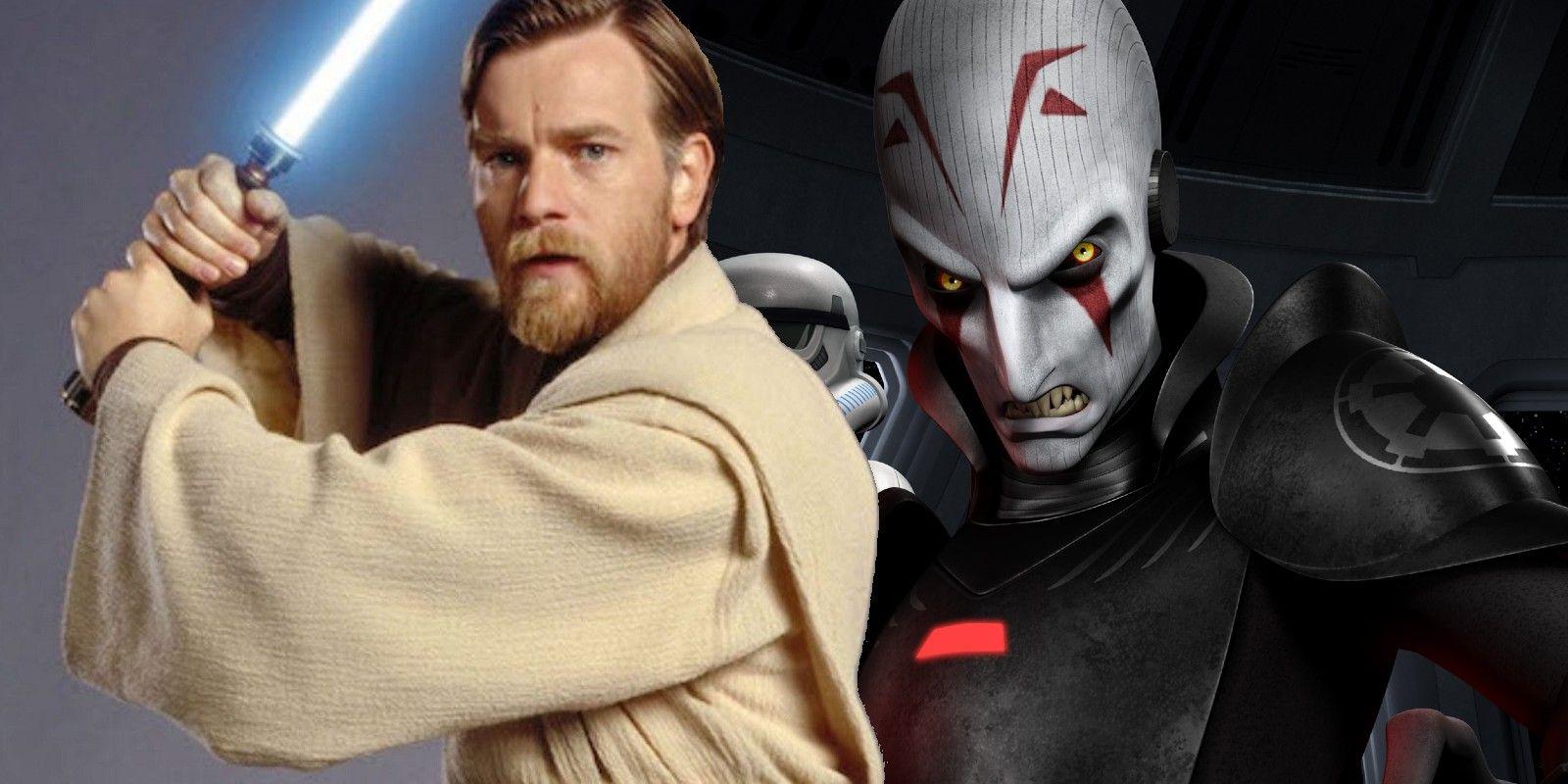 Obi-Wan Kenobi Show May Bring Inquisitors to Live-Action