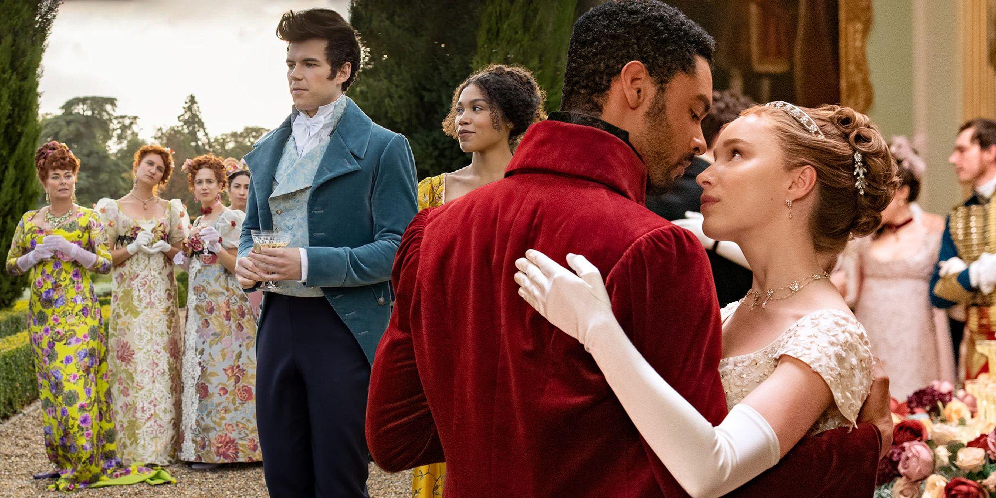 How Bridgerton's Toxic Regency Romance Fails Its Modern Audience