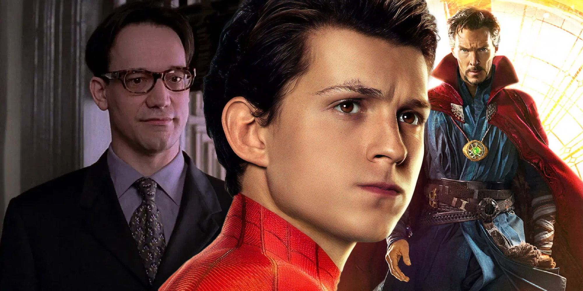 Spider-Man 3 Can Now Explain Raimi's Trilogy Doctor Strange Reference
