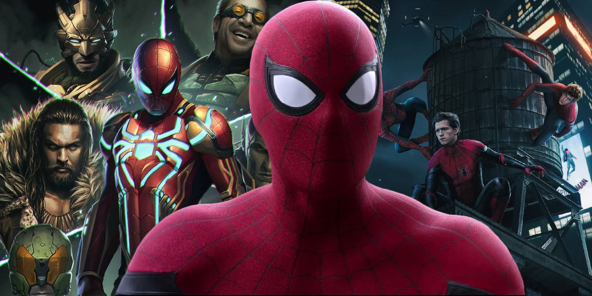 MCU Theory: Spider-Man 3 Is A Sinister Six Movie (Not Spider-Verse)