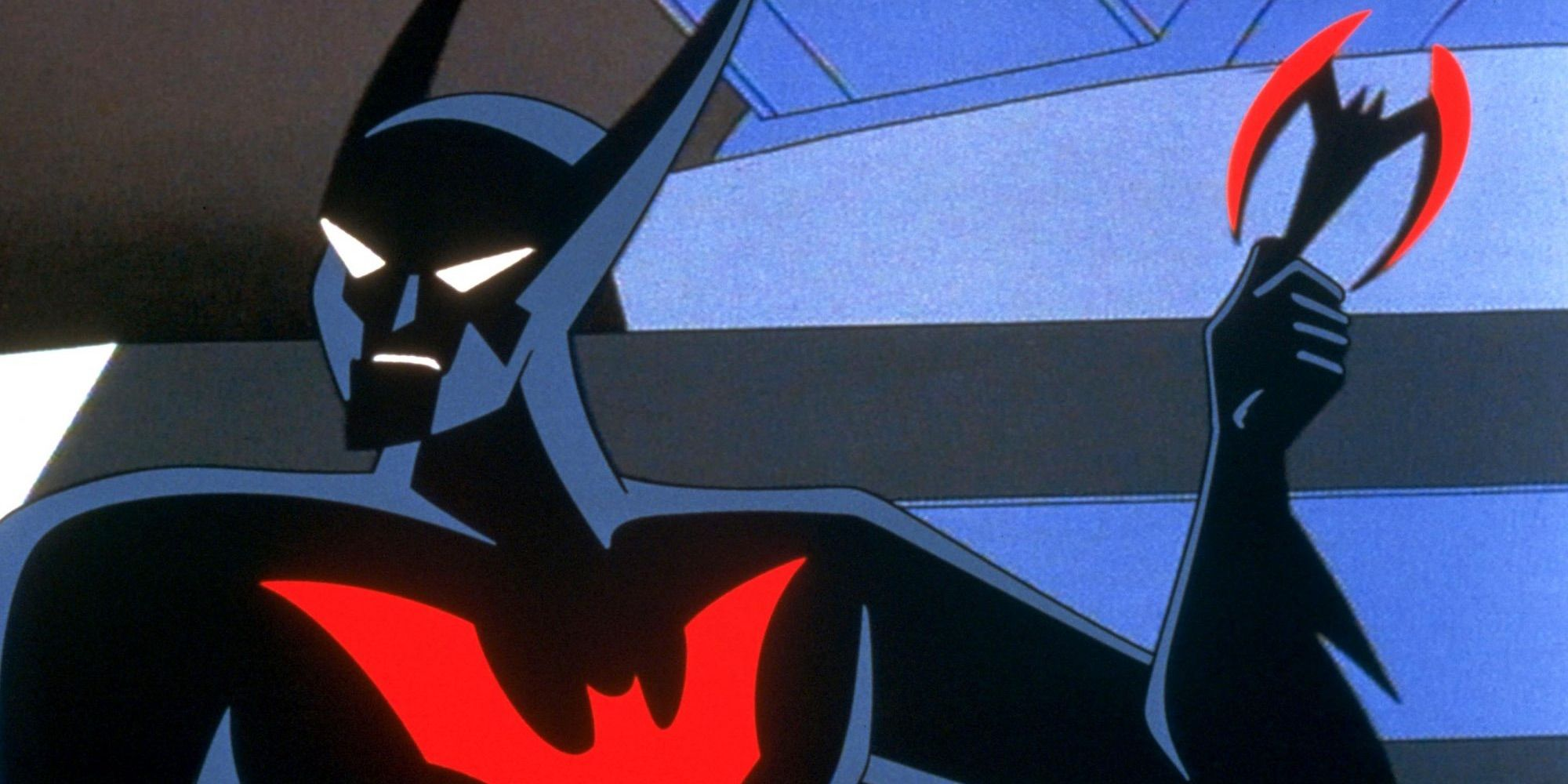 Batman Beyond Creator Believes Show is Ready-Made for Live-Action Remake