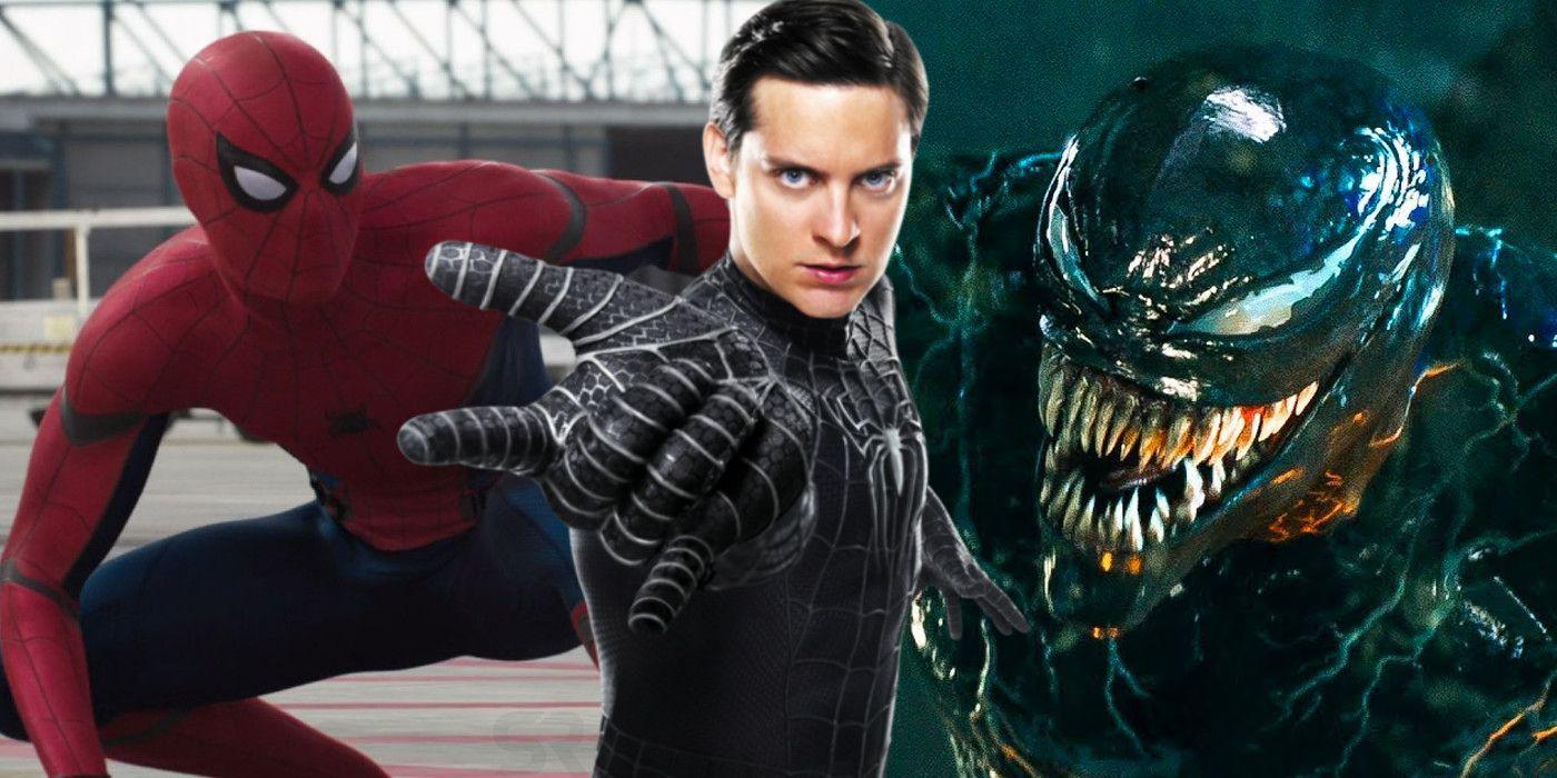 Tobey Maguire's Spider-Man 3 Return Can Setup MCU's Venom Crossover