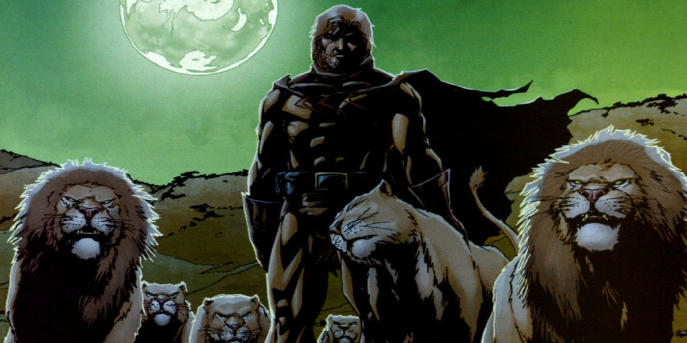 How DC's Catman Was Changed From A Joke To A Certified Badass