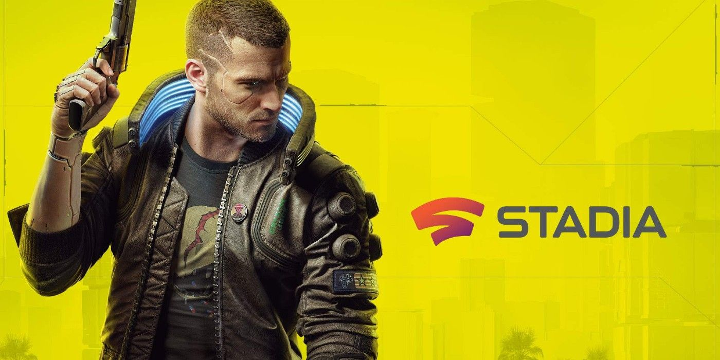 Cyberpunk 2077 On Stadia Compares Favorably To Series X In New Tests