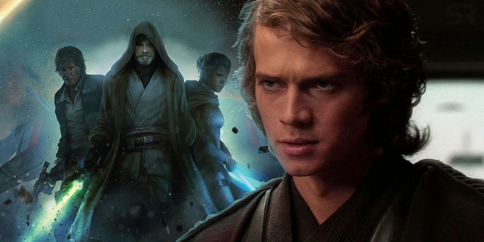 Star Wars Makes Legends Greatest Jedi Power Official Canon