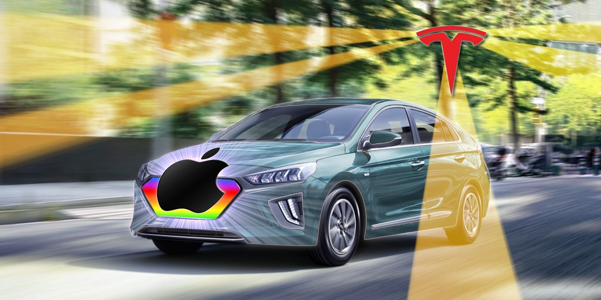 How Tesla's Apple-Like Approach Makes Apple Car Harder To Launch