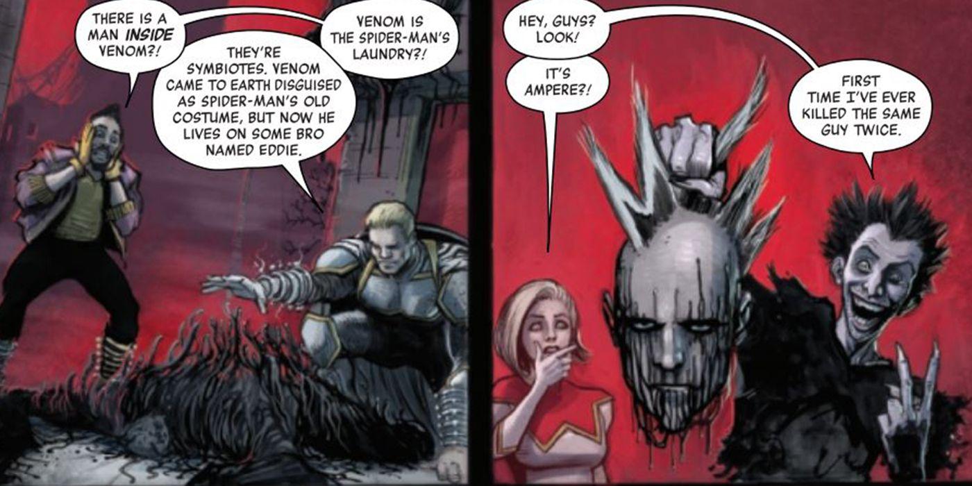 The King in Black revelou o segredo de Venom 1